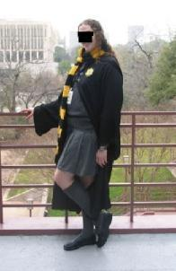 Picture of a college girl